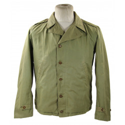 Jacket, Field, M-1941, Prisoner of War (PW)