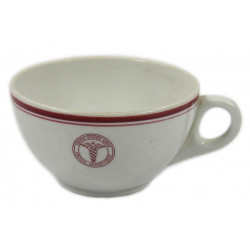 Cup, China, US Army Medical Department, 1941