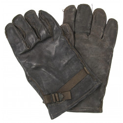 Gloves-shell, Leather, M-1944, Large