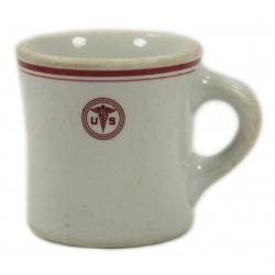 Mug, China, US Army Medical Department
