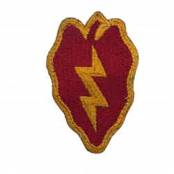 Patch, 25th Infantry Division, Guadalcanal