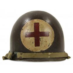 Helmet, M1, Medic, 1 Red Cross