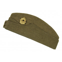 Field Service Cap, Canadian, The Elgin Regiment, 1942