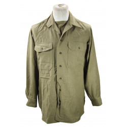 Shirt, Wool, Special, US Army, Size 15 1/2 x 34