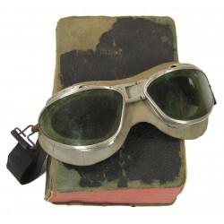 Goggles, AN-6530, Pilot, + Holy Bible, Lt. Hugh Thompson, US Navy