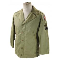 Jacket, Field, M-1941, 36L, Staff Sergeant, 15th Air Force, 1943
