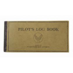 Pilot's Log Book, USAAF, Unissued