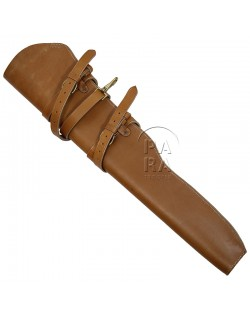 Scabbard, Leather, M1 rifle