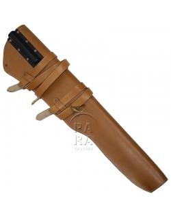 Holster en cuir pour fusil M1 Garand