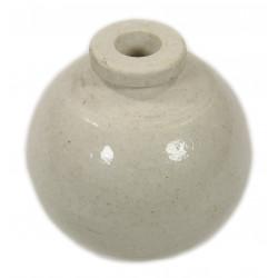 Grenade, Hand, Ceramic, White, Type 4, Japanese