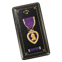Coffret médaille Purple Heart, A.E. Co., Utica, NY, 1943