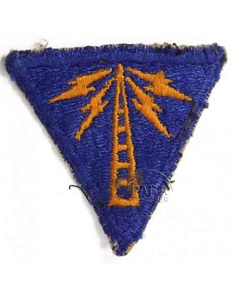Communication Specialist, USAAF, insignia
