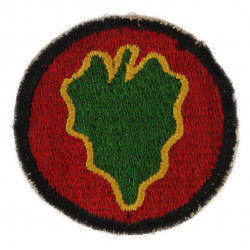 Patch, 24th Infantry Division
