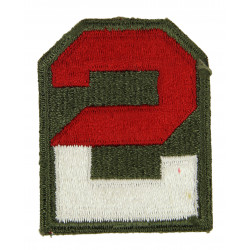 Patch, 2nd Army