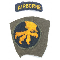 Patch, 17th Airborne Division