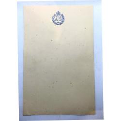Letterhead, Auxiliary Territorial Service (ATS)