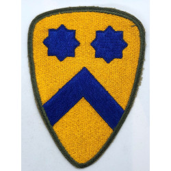 Patch, 2nd Cavalry Division