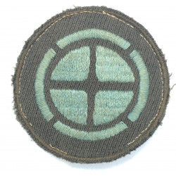 Patch, 35th Infantry Division, Early war