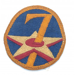 Patch, 7th US Army Air Force
