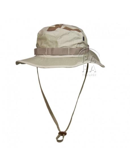 Chapeau de brousse, désert