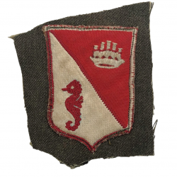 Patch, 2833rd Combat Engineer Battalion