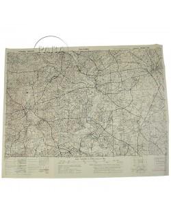 Carte de Valognes, 1943
