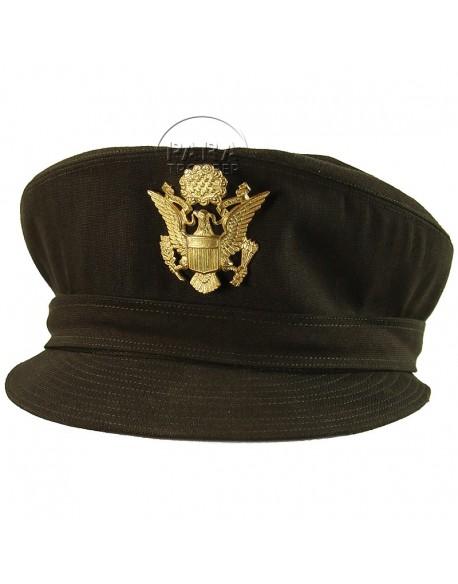 Cap, Wool, Service, OD, Nurse's, Knox