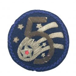 Patch, 5th Air Force, Bullion