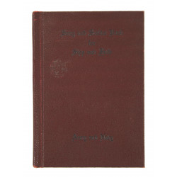 Song and Service Book for Ship and Field - Army and Navy, 1941
