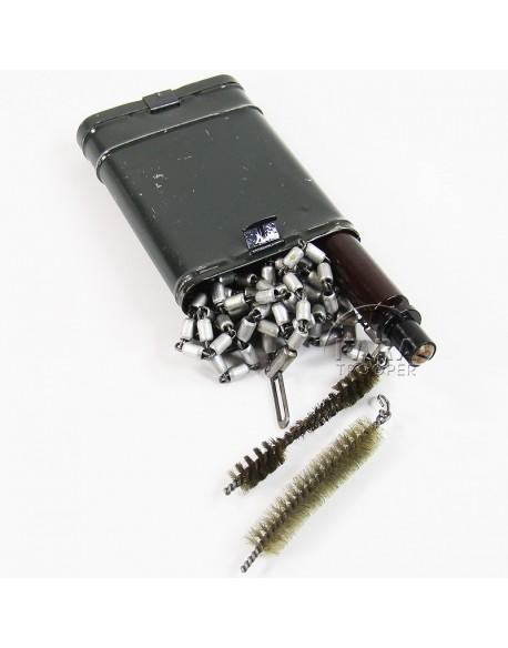 Kit, Cleaning, Mauser, metal box