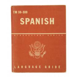 Booklet, Spanish Language Guide, 1943