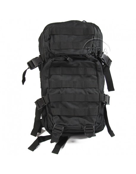 Backpack, black, small