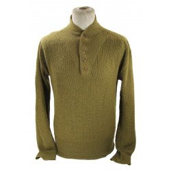 Sweaters, High Neck, Wool, US Army