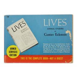 Novel, US Army, Lives Animal Studies