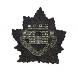 Insignia, Collar, The Fort Garry Horse, WWI