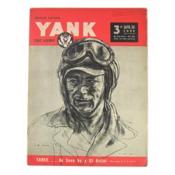 Magazine, YANK, April 30, 1944