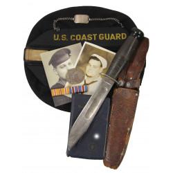 Grouping, Victor Huffman, US Coast Guard