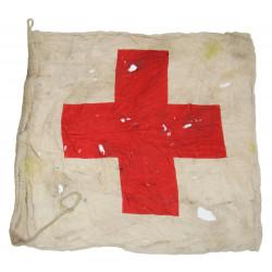 "Flag, Medical, US, 35"" x 40"", Normandy"