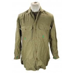 Shirt, Wool, Special, US Army, Size 15 x 33, 1942