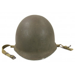 Helmet, M1, Fixed Bales, with Inland Liner