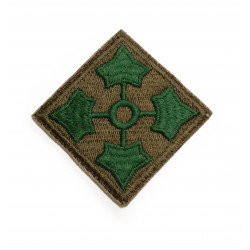 Patch, 4thInfantry Division