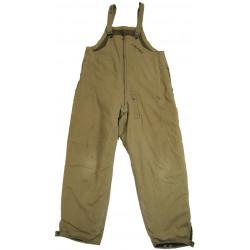 Trousers, Combat, Winter (Tanker Bib), John McPhee III