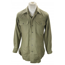 Shirt, Wool, Special, US Army, Size 14 ½ x 33