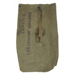 Bag, Duffel, Sgt. Edward Michalski, PTO