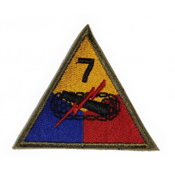 Patch, 7th Armored Division
