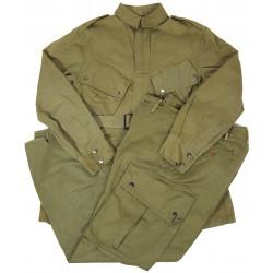 Suit, Parachute, M-1942, Pvt. Frank Palecko, H/3/502nd PIR, 101st AB Div.