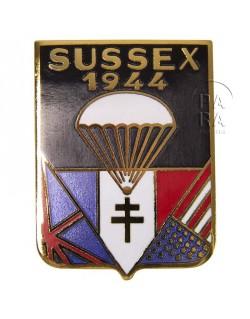 Insigne de l'Opération Sussex