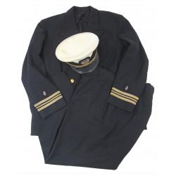 Tenue, US Navy, Medical Corps, Lt. Commander James Bryer, Jr.