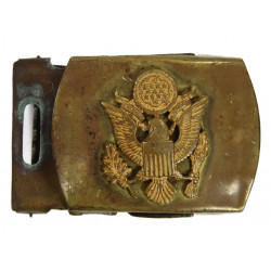 Buckle, Belt, Trousers, US Army, N.S. Meyer Inc.