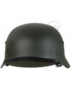 Helmet, M40, feldgrau